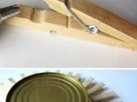 DIY IKEA Style Round Mirror DIY Projects | UsefulDIY.com