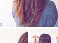 DIY Hair Bow Hairstyle DIY Projects | UsefulDIY.com