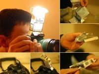 DIY Cigarette Box Flash Diffuser DIY Projects | UsefulDIY.com