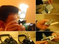 DIY Cigarette Box Flash Diffuser DIY Projects | UsefulDIY.com