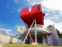 Container Homes Design - Interior PIN