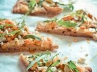 Kitchen Runway #10 | Pizza z pe?nego ziarna, z jab?kami i dodatkami - Czytaj, nie pytaj! - Style, trendy, inspiracje, pomys?y, nowo?ci obejmuj?ce takie gatunki jak moda