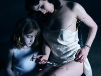 Gottfried Helnwein, The Golden Age, 2003 (oil and acrylic on canvas) | Flickr - Photo Sharing!
