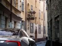 Volvo Concept Coupe - Photorealistic CG Rendering - Car Body Design