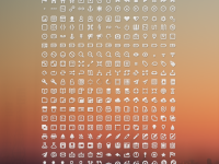 400+ Vector Icons Set for Designers/Developers | Tech & ALL – Web Magazine for Web Designers and Developers