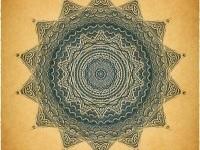 Sun Symbol Art Print by Klara Acel | Society6