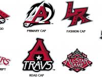 Brand New: New Logo for Arkansas Travelers by Brandiose