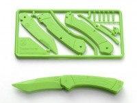 Trigger Knife Kit - Zombie Green - Klecker Knives