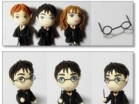 Clay Art_harry potter