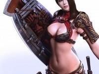 The Warrior Girl | CG Daily news