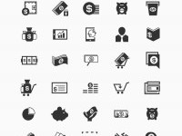 Money Icons - Free Flat Icons Pack - eWebDesign