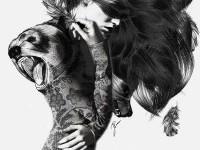 Mixed Media Illustrations by Jenny Liz Rome | Illustrations