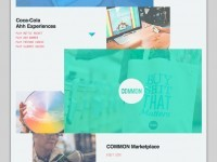 A different grid & layout | Web Design | Pinterest