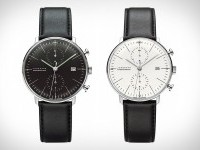 Max Bill x Junghans Chronoscope Watch | Uncrate
