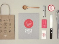 Susy's Bakery — The Dieline