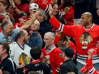 Hawkspotting: 2014 Playoffs Edition - Chicago Blackhawks - Through The Glass photo blog