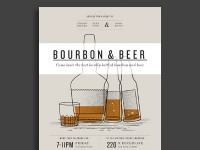 Bourb n Beer by Eileen Tjan