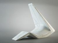 Ora-Ïto Arrow Sculpture on