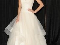 James Clifford Wedding Dresses Spring 2015 Bridal Runway Shows Brides.com | Wedding Dresses Style | Brides.com