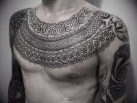 20 superb & intricate linetattoos - Tattoodo.com