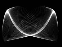 Illuminated Swinging Pendulum Creates Beautifully Abstract Light Formations - My Modern Met