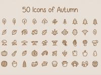 Freebie: Icons Of Autumn (50 Icons, EPS) | Smashing Magazine