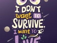 Art of Risa Rodil • Pixar Quote Posters 9/10:Wall-E on Inspirationde