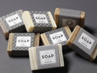 London Fields Soap Company Package Design by One Darnley Road - The Fox Is Black