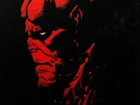 Hellboy Marvel Peinture on