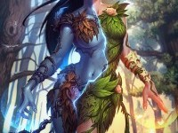 My first post to Imgur! I paint Smite cards and stuff. - Imgur