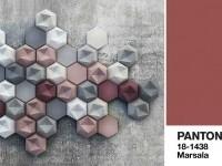 Marsala: color Pantone 2015 | el taller de las cosas bonitas