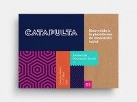 Catapulta Fest Identity by Studio Face.
