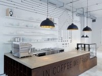 Proti Proudu Bistro / Mimosa architekti | AA13 – blog – Inspiration – Design – Architecture – Photographie – Art