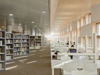 Estudio Beldarrain — Building Carmen Martín Gaite — Image 7 of 16 - Divisare by Europaconcorsi