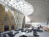 John McAslan & Partners — Western Concourse at King's Cross — Image 2 of 21 - Divisare by Europaconcorsi