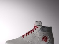 adidas D Rose Lakeshore Mid Shoes - Grey | adidas US
