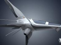 concept ships: VEG-03 by Dragos Matkovski | CONCEPT • ROBOTS, SHIPS & SUITS | Pinterest