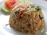 Thai Crab Fried Rice Recipe