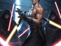 Bruce Lee Jedi by ameeeeba on Inspirationde