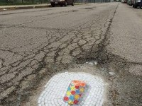 These Potholes Are Getting A Sweet Makeover - Design Milk