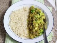 Rijstschotel met gehakt en broccoli - Lekker en Simpel