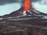 Pu'u O'o eruption, Kilauea Volcano, Hawaii Volcanoes National Park. on Inspirationde
