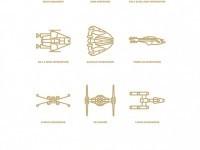 Selin Ozgur – Star Wars Flat Icon Project   Geek Art – Art, Design, Illustration & Pop Culture !   Art, Design, Illustration & Pop Culture !