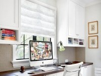 Winnetka Residence Home office on Inspirationde