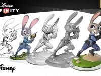 ArtStation - Zootopia! Judy Hopps: Disney Infinity, B Allen