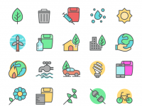 Freebie: Environmental Icons (AI, SVG, PNG) | Codrops