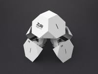 Throwable Exploration Robot – Joris Wegner