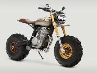 John Ryland's wild Honda XR650L is a big, fat middle finger to critics of the modern-day custom scene. - Bike EXIF
