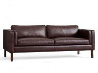 Austin Leather Sofa | Pottery Barn