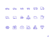 Icons by Petr Had - Dribbble